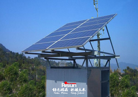 OFF-GRID PV SYSTEM