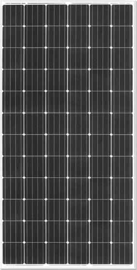 RSM72-156M 单晶光伏组件 320-345W