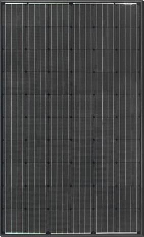 RSM60-156MB 黑单晶光伏组件 260-275W