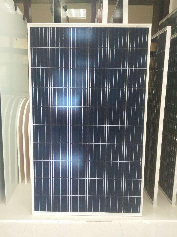 易胜博手机网址公司285W铸锭单晶黑硅组件开发成功!