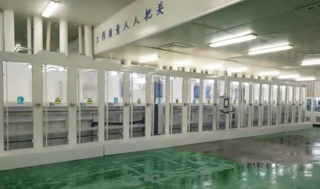 喜报!瑞安公司高效金刚线黑硅电池片智能化应用项目成功入选江西省2018年新经济培育工程新能源产业项目!